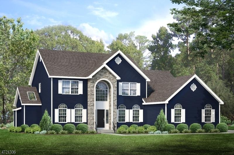 Частный односемейный дом для того Продажа на 64 Brandywine Rise Green Brook Township, Нью-Джерси 08812 Соединенные Штаты