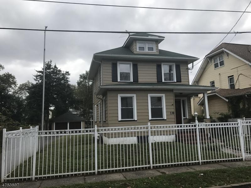 18 Cedar Street  Hillside, New Jersey 07205 United States