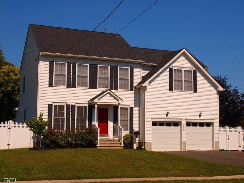 独户住宅 为 销售 在 159 E Camplain Road 曼维, 新泽西州 08835 美国