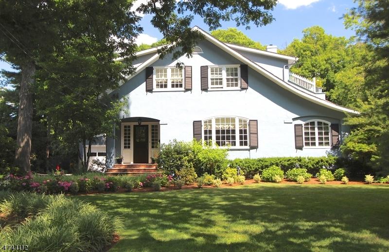 Частный односемейный дом для того Аренда на 21 Lenox Road Summit, Нью-Джерси 07901 Соединенные Штаты