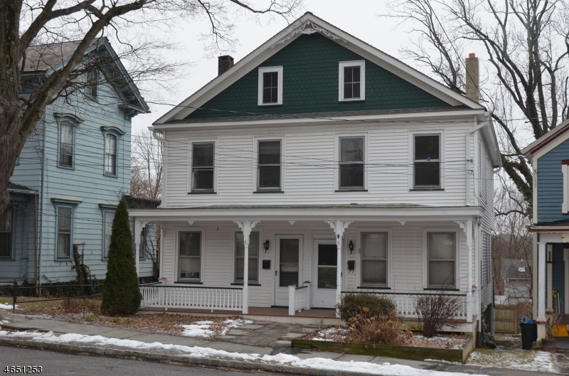 Многосемейный дом для того Продажа на 18-20 CHURCH STREET High Bridge, Нью-Джерси 08829 Соединенные Штаты