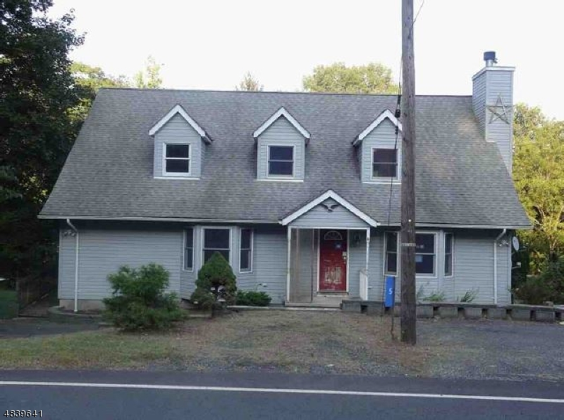 Частный односемейный дом для того Продажа на 5 NEWTON Avenue Branchville, Нью-Джерси 07826 Соединенные Штаты