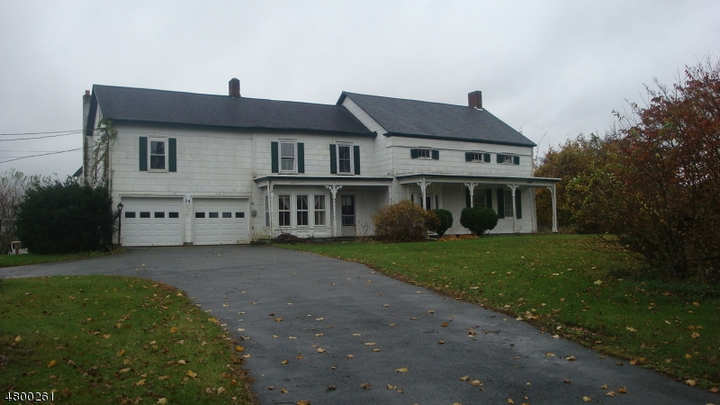 Single Family Home for Sale at 74 Wantage School Rd Wantage Twp, New Jersey 07461 United States