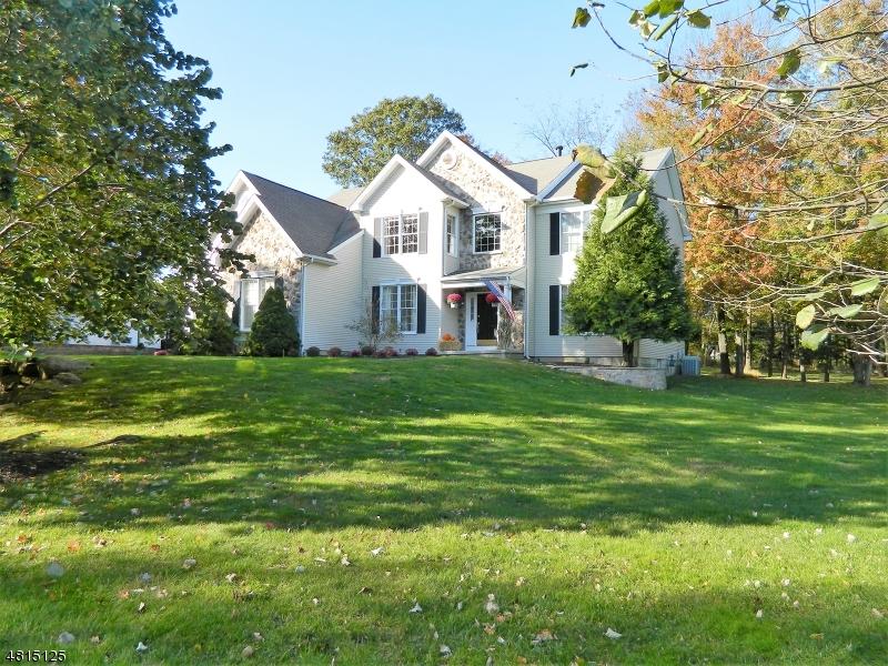 Enfamiljshus för Försäljning vid 14 JANET Drive Washington, New Jersey 07853 Förenta staterna