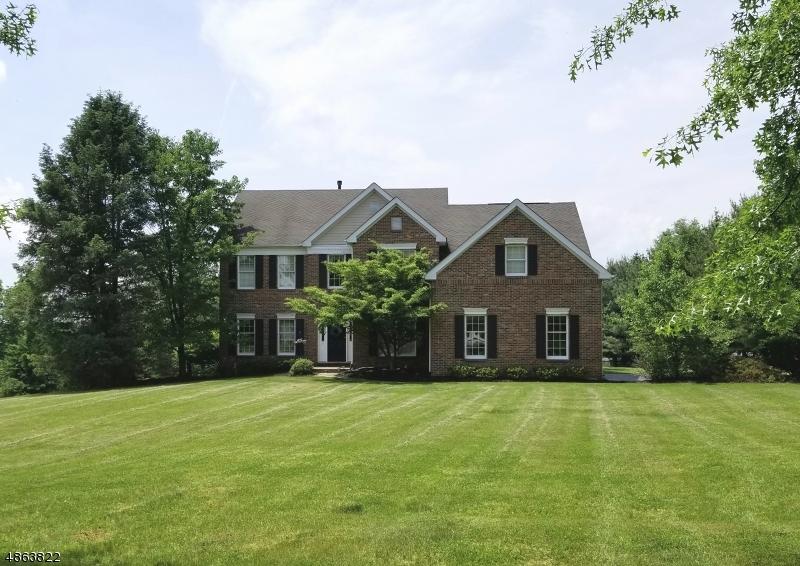 Enfamiljshus för Försäljning vid 21 RAPP Road Milford, New Jersey 08848 Förenta staterna