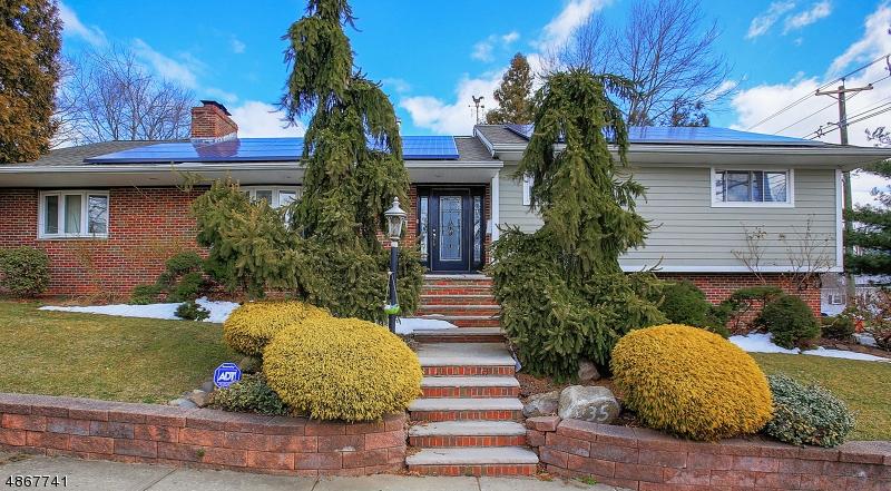 独户住宅 为 销售 在 435 CLARK Place Union, 新泽西州 07083 美国