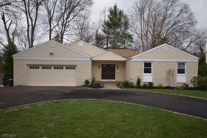 1 Willow Ct, Springfield Twp., NJ 07081