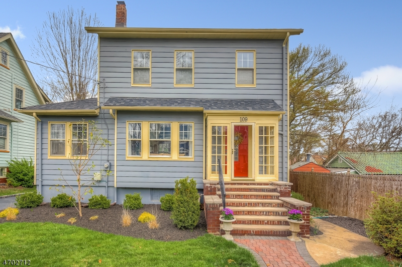 109 Plymouth Ave, Maplewood Twp., NJ 07040