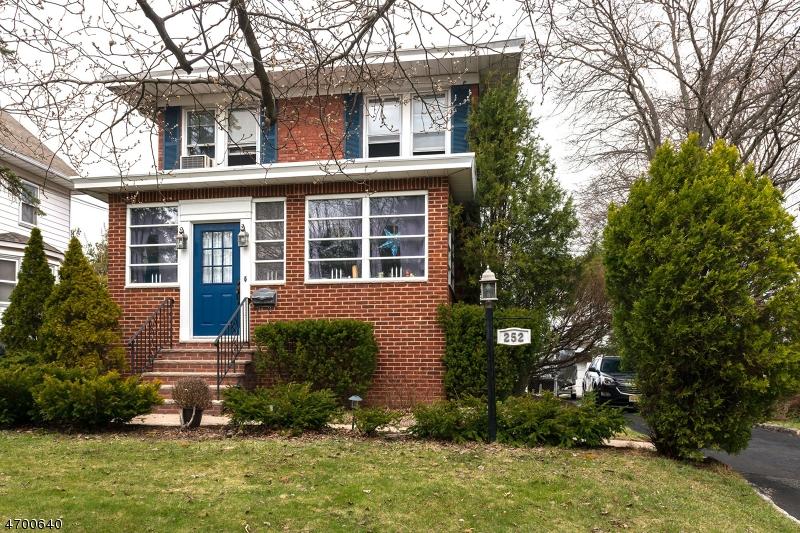 252 Linden Ave, Verona Twp., NJ 07044