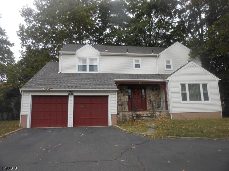 820 Mountain Ave, Springfield Twp., NJ 07081