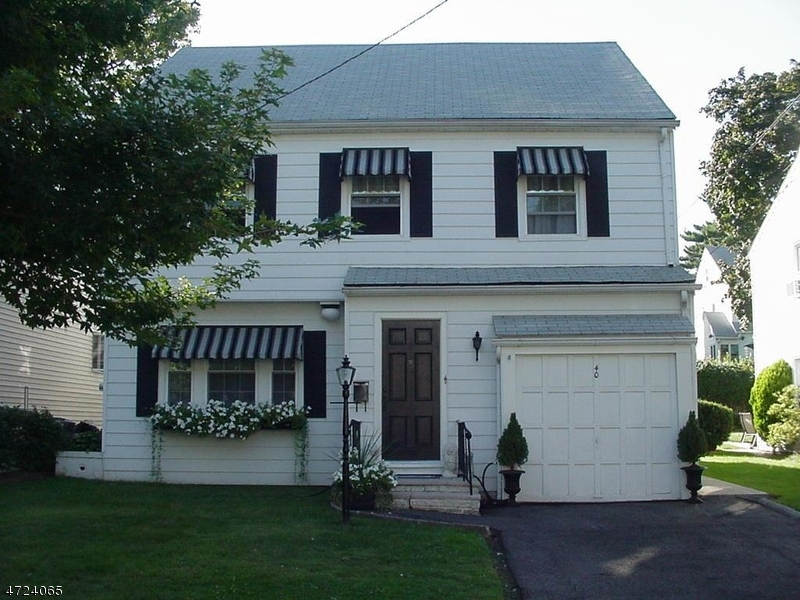 40 CLAREMONT AVE, Bloomfield Twp., NJ 07003