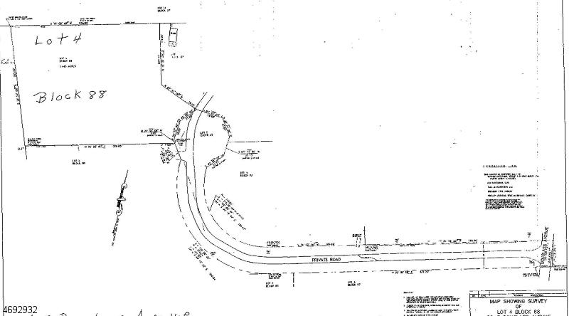 86-3  DOUGLASS AVE Bernardsville Boro, NJ 07924-1911