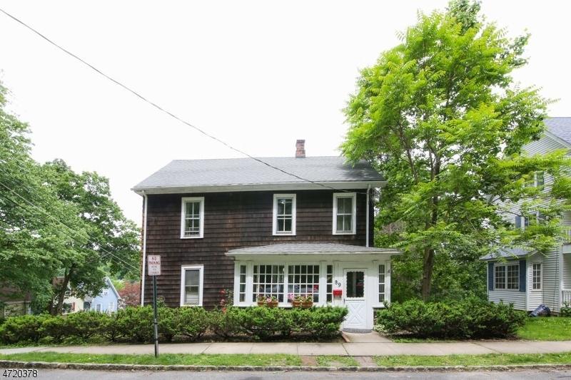 89  Chestnut St Morristown Town, NJ 07960-5108