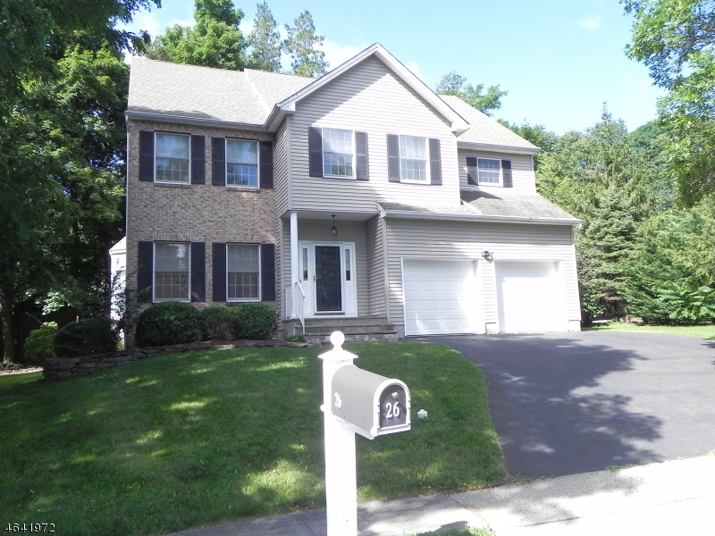 26  Fox Hollow Trl Bernardsville Boro, NJ 07924-2530