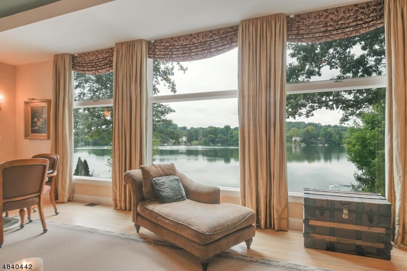 Great Room water view