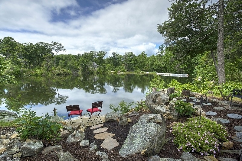 Enter from waters edge or cub lake beach and enjoy spring feed lake water.