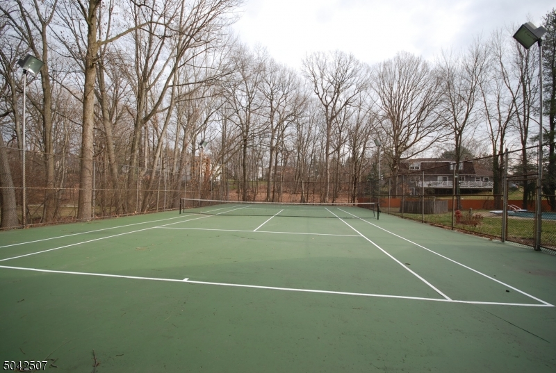 Full Size Tennis Courts