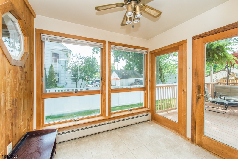 Mud Room ?, Plant Room? Office?   You decide how you want to use this space. Door leads to Deck