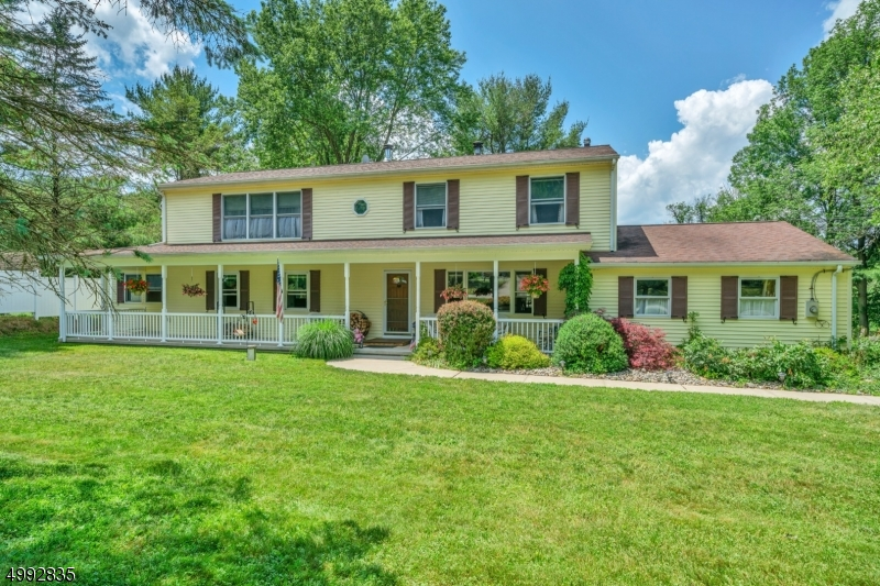 Lovely 4 bedroom 2.5 bath colonial with a full newer addition that includes a first level guest/in-law suite.