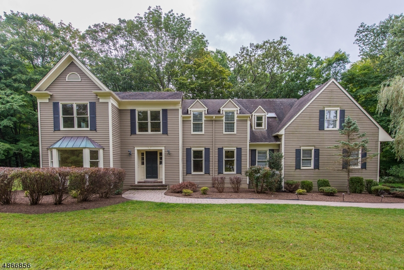 Beautiful colonial on a large lot