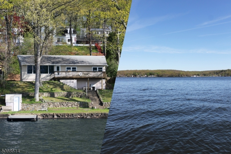 This is a main lake location with deep water and fabulous views.