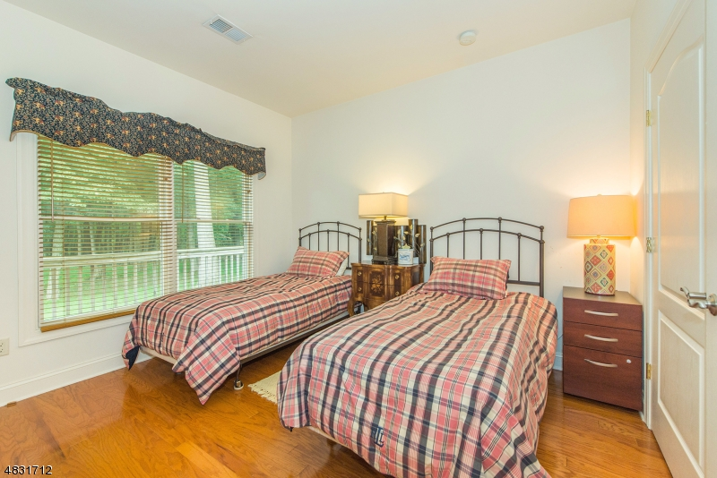 The first floor bedroom could be ideal for an in-law suite with an adjacent full bath!
