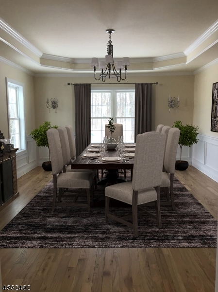 Virtually Staged so that you may envision your many parties and holidays .....