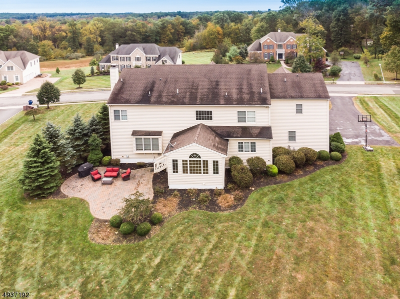 Wow! Spectacular 4750 SF Colonial nestled on 1.03 acre in prestigious neighborhood!