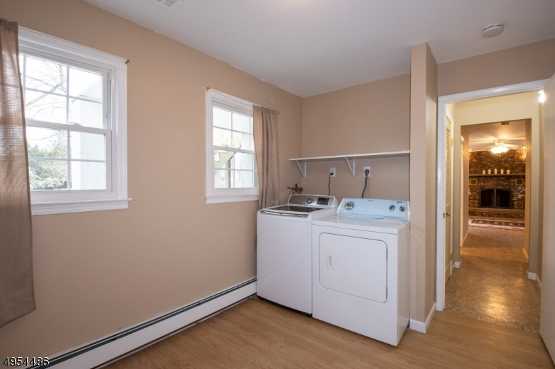 Full-Sized Laundry Room with Double Closet.  Could be used as 5th Bedroom or Office.