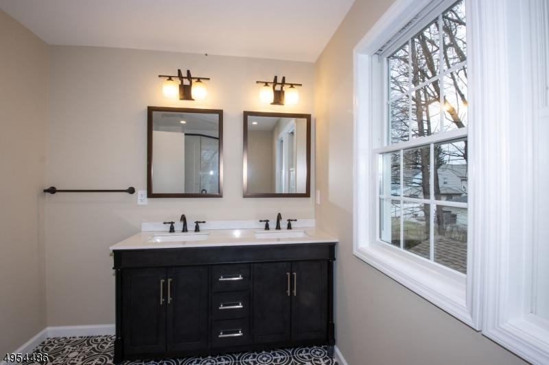 Brand New Master Bath With Double Sinks and Radiant Heated Tile Floor!