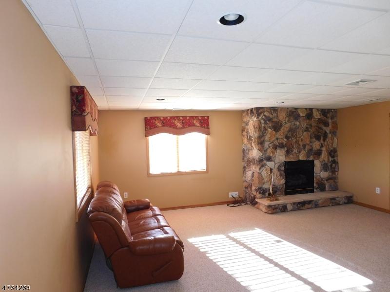 Gas Fireplace Deck Access