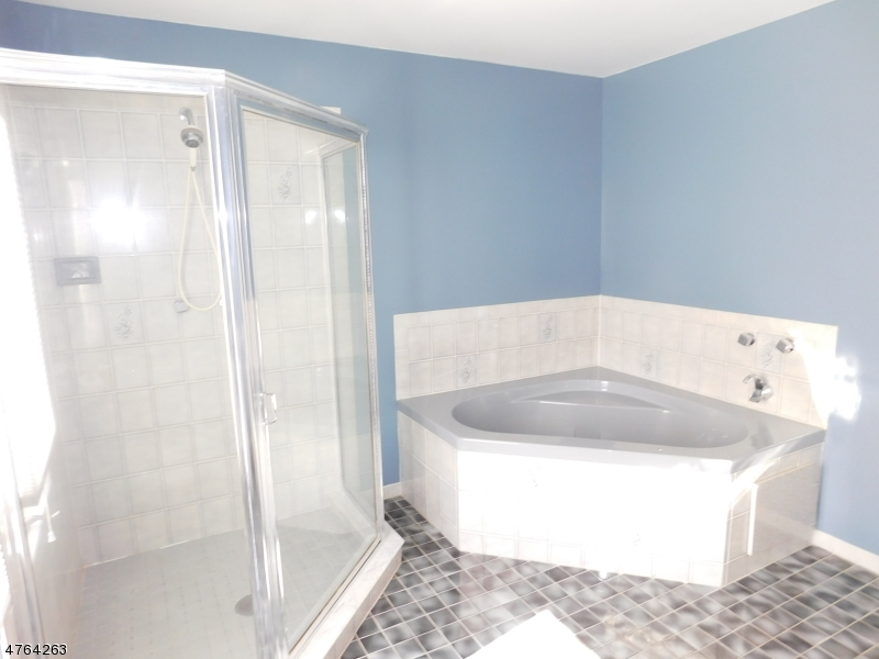 Jetted Tub and Stall Shower