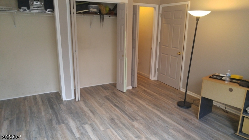 With NEW Floors and Paint