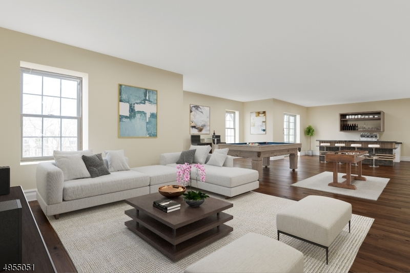 Perfect spot to create additional living space and bathroom. Virtually Staged