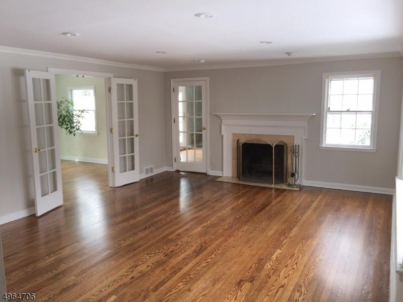 Beautiful Hardwood Floors, Bay window and Wood Burning Fireplace!