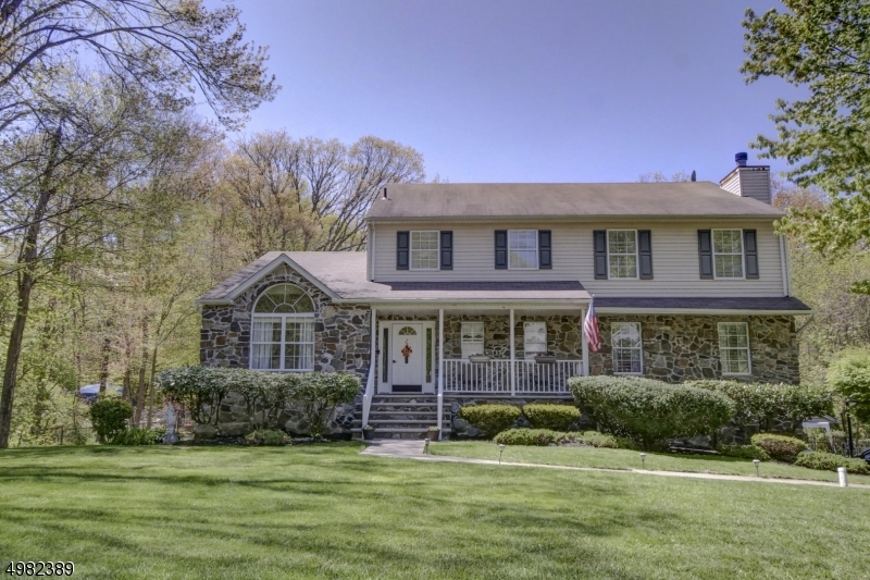 Gracious center hall colonial offers three levels of luxury to include 5 bedrooms, 2.5 baths, gourmet kitchen, family room, rear deck, in-ground pool and so much more!