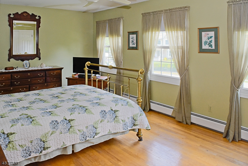 Master size room will fit full Queen or King size set of furnishing