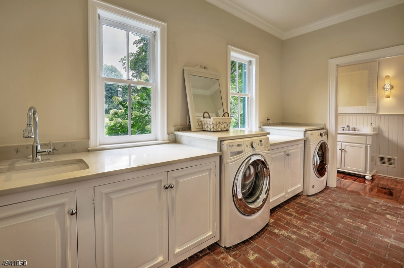 New first floor laundry and mudroom 2018