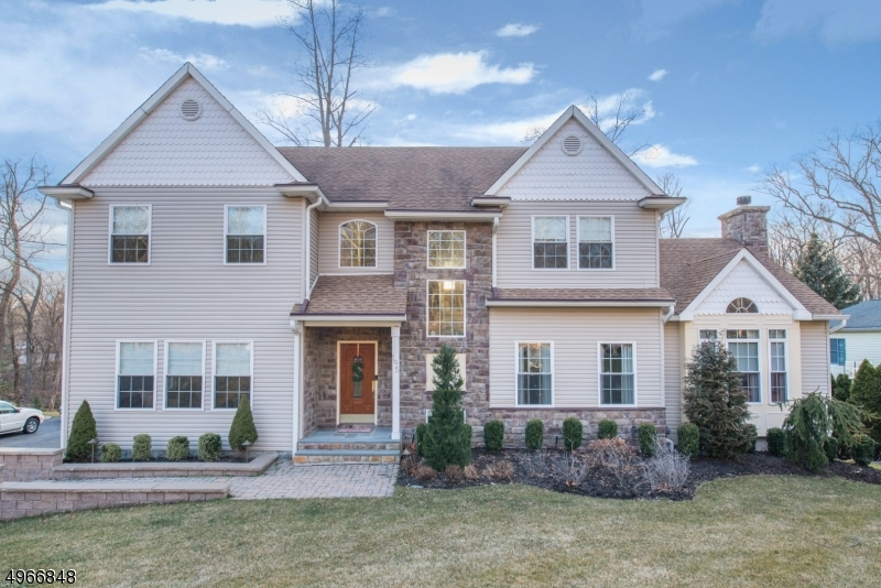Pines Lake~ Style, Stunning and newer custom colonial with quality updated, professionally decorated interior and beautiful open floor plan with amazing level property.