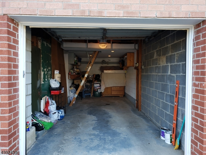 Has pull down stairs to access the loft area for storage