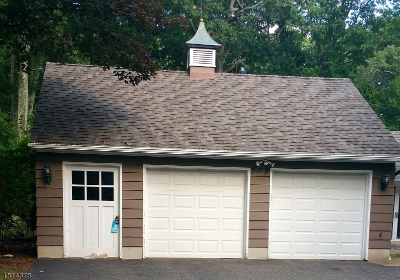 Two car attached garage plus ample parking in the large  driveway.