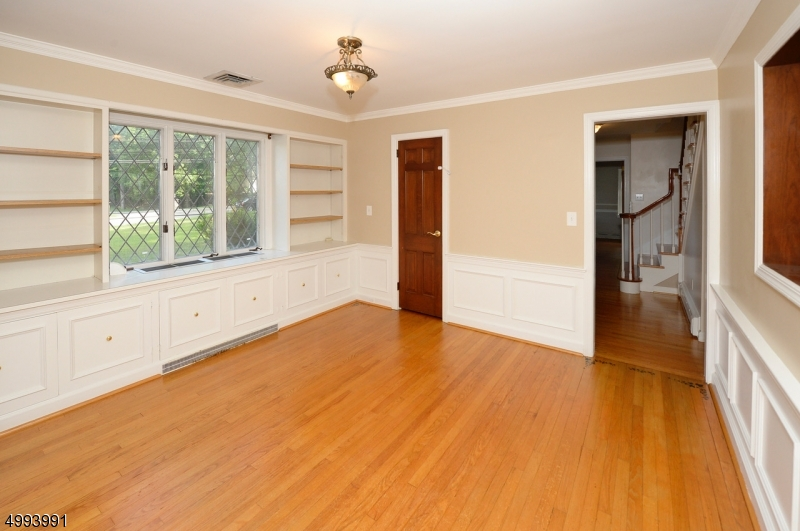 Easily used as dining room located on first floor