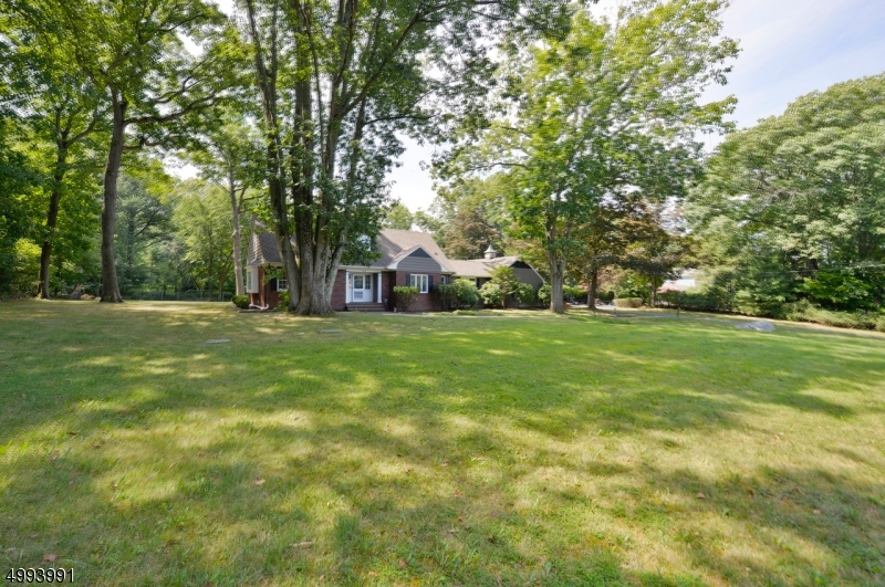 1.07 Acres of flat property in  upscale Franklin Lakes