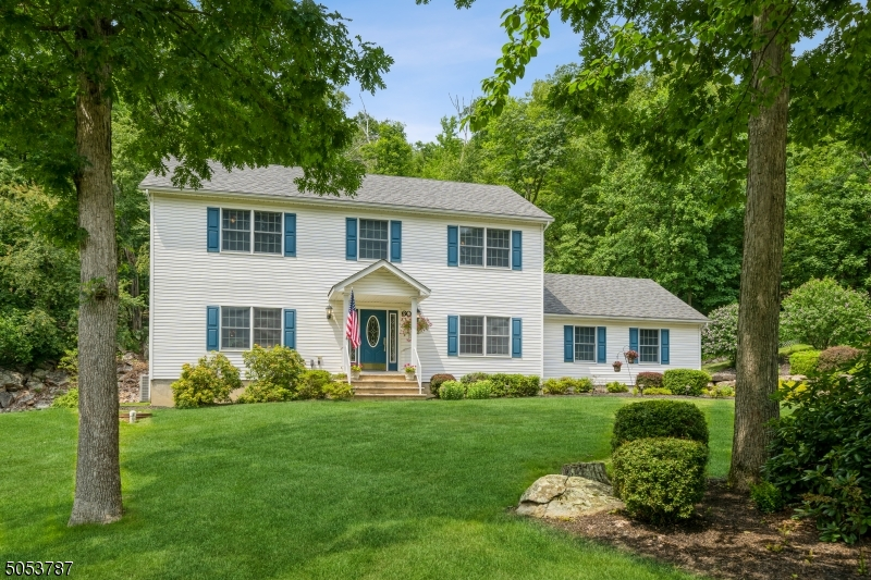 Home sits on nearly 2 ACRES