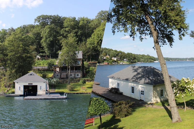 Hopatcong Boro tax records show this home is more than 100 years old!  Wait until you see the interior.