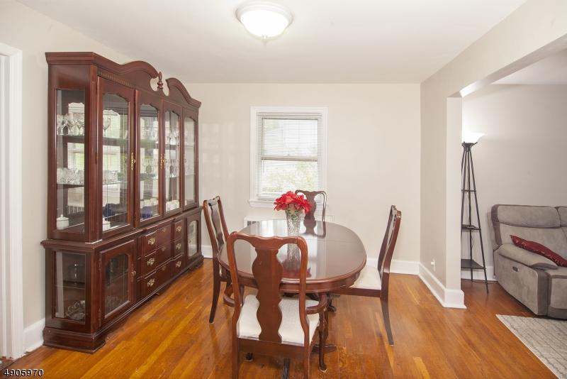 Formal Dining Room, Hardwood Floors