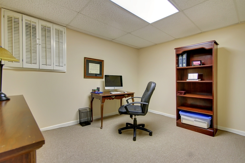 Separate office