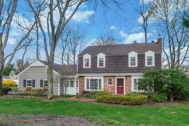 Wonderful curb appeal and only .03 miles to the Convent Station train station!