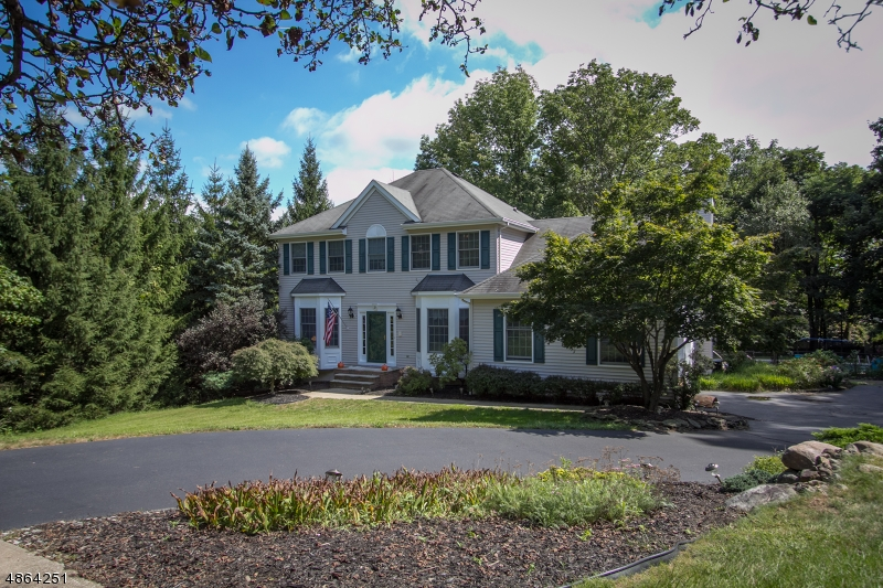 Beautiful 4br - 2.5bath Center Hall Colonial on a PRIME & PRIVATE cul-de-sac lot!  NEWER paint, and HW Floors - MUST SEE!  SALT WATER InGround POOL!!