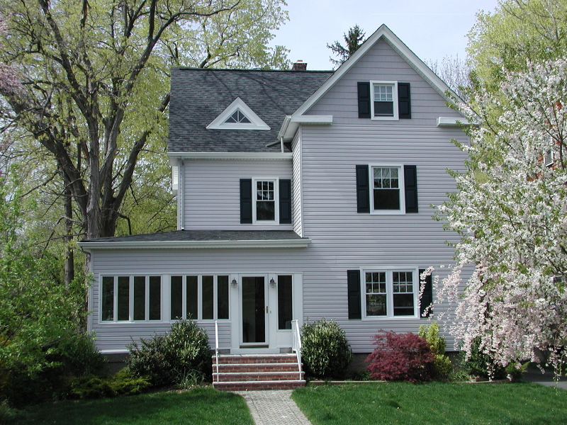 New siding, windows, central air and so much more.